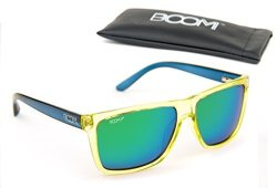 BOOM Surge Polarized Sunglasses - Monster