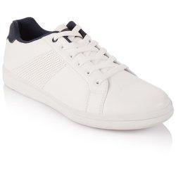 OLD KHAKI Lyndon Shoe Mens - White