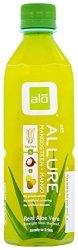 Alo Allure Aloe Vera Juice Drink Mangosteen Plus Mango 16.9 Ounce Pack Of 1 Cane-sugar Sweetened