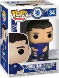 Pop Football: Chelsea - Christian Pulisic Vinyl Figure
