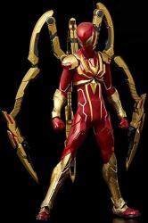 MARVEL Re:edit Iron Spider 1 6 Scale Figure