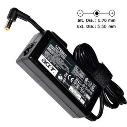 Replacement Acer Laptop Charger Ac Adapter Power Supply Cord Pin Size: 5.5X1.5 1.7 :19V 4.74A 90W