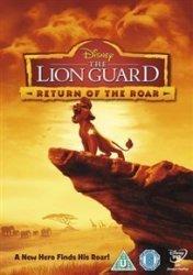 Lion Guard - Return Of The Roar Dvd