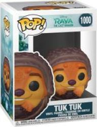 Pop Disney: Raya And The Last Dragon - Tuk Tuk Vinyl Figure