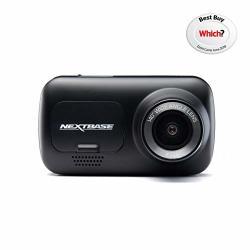 "Nextbase 222 Dash Cam 2.5"" HD 1080P Wireless Compact Car Dashboard Camera Intellegent Parking Mode Loop Recording Black"