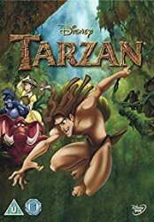 Tarzan DVD