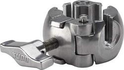 MacGroup Kupo 3 Way Clamp For 1.0-1.4-INCH 25 To 35MM Tube KG900412