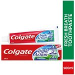 Colgate Toothpaste Triple Action 100ML
