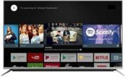 """Skyworth 40"""" Direct LED Backlit FHD Android Smart TV with Built In Chromecast"""