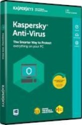 Kaspersky 2 User Anti-virus 2018