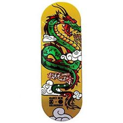 Soldier Bar Soldierbar 9.0 Fingerboards Deck Fortune Loong