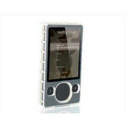 IShoppingdeals Premium Hard Crystal Case For Zune 80GB 120GB With Belt Clip Electronics