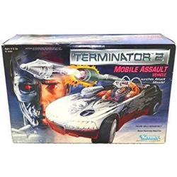 Terminator 2 Mobile Assault Vehicle With Launching Attack Missile