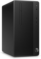 HP 3ZD13EA 290 G2 Microtower Intel Core I3-8100 3 6GHZ Quad Core 4GB 1X4GB  DDR4-2400MHZ 500GB 7200RPM Hdd Windows 10 Pro 64-BIT Desktop PC   R  