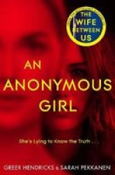 An Anonymous Girl Hardcover