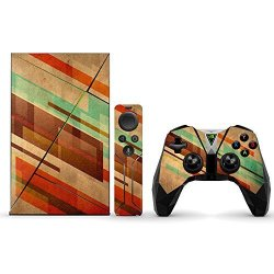 MightySkins Protective Vinyl Skin Decal For Nvidia Shield Tv Wrap Cover Sticker Skins Abstract Wood