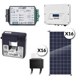 Grid-tie 5KW Solar Kit