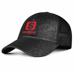 Shoprite Womens Ponytail Messy Mesh Ball Cap Adjustable Snapback Sports Hat
