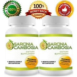 USA Pure Garcinia Cambogia Weight Loss Extract- 2 Month Supply