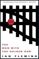 The Man With The Golden Gun - Ian Fleming Paperback