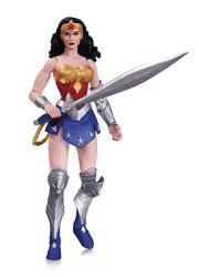 Dc New 52 Earth 2 Wonder Woman
