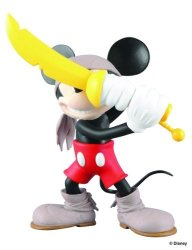 Diamond Comic Distributors Medicom Reon X Disney: Mickey Mouse Collection: Pirate Mickey Ultra Detail Figure