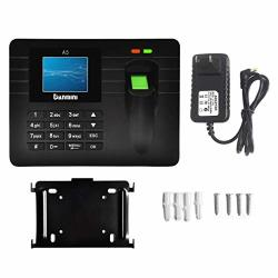 Moomax A5 2.4-INCH Screen Fingerprint Recorder Employee Attendance Machine
