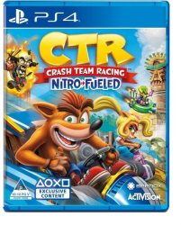 Activision Crash Team Racing Nitro Fueled PS4