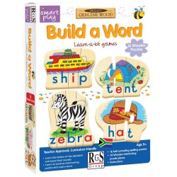 Rgs Build A Word Educational Game