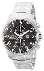 Invicta Men's 0379 II Collection Stainless Steel Watch