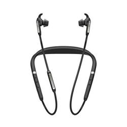 Jabra Elite 65E Copper Black Neckband Headphones Renewed