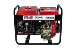 EMBASSY GHC3000KS Diesel Generator