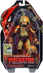 "Sdcc 2013 Neca Exclusive Predators ""albino"" Predator 8"" Action Figure"