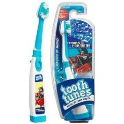 Hasbro Tooth Tunes Transformers Brush Toy