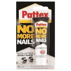 PATTEX - No More Nails Invisible 200G