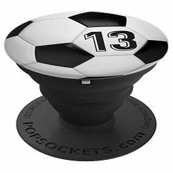 Soccer 13 Football Player Jersey No 13 Phone Grips Gift