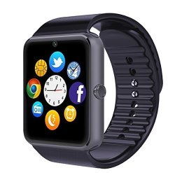 AHSSZ Bluetooth Smart Watch With Sim Card Slot Smart Health Watch Independent Smartphone For Android
