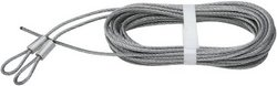 National Hardware V7617 12' X 1 8 Extension Spring Lift Cables In Galvanized