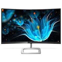 "Philips 278E9QJAB 27"" Curved Frameless Monitor Full HD 1080P 128% Srgb & 102% Ntsc Freesync Hdmi displayport vga Speakers Vesa"