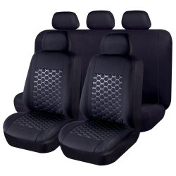 9 PC Seat Cover Set