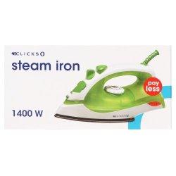 Steam Iron 1400W
