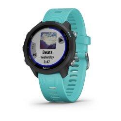 Garmin Forerunner 245 Music GPS Smartwatch in Aqua