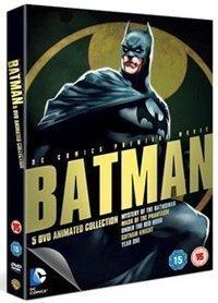 Batman: Mystery Of The Batwoman mask Of The Phantasm under The... dvd