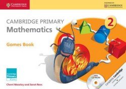 Cambridge Primary Mathematics Stage 2 Games Book With Cdrom