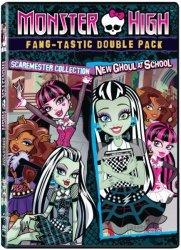 Monster High Back 2 School & New Ghoul