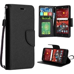 newest 3a731 9ca52 ZTE Grand X4 Z956 ZTE Blade Spark Zte Grand X4 Z956 Case Zte Blade Spark  Case Luckiefind Premium Pu Leather Flip Wallet Credit | R455.00 | Cellphone  ...