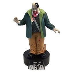 Factory Entertainment Shaun Of The Dead Vinyl Zombie Premium Motion Statue