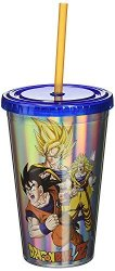 Just Funky Dragon Ball Z Holographic Carnival Cup