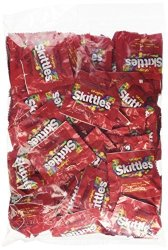 MARS Skittles Fun Size Approximately 70 Packets 2.5 Pounds