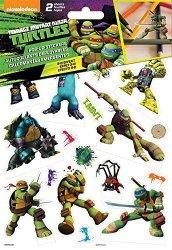 Sandylion Sandy Lion Teenage Mutant Ninja Turtles Tmnt Pop Up Stickers